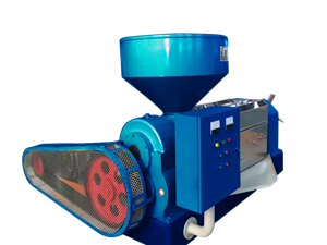 premium machines for crude palm oil refining process