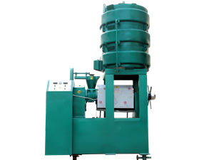automatic small oil press machine stainless steel cold hot presser