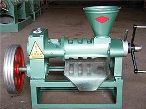 high efficiency cocoa beans oil press - oil mill machinery