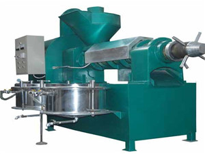 soybean cold coconut oil press machine expeller price