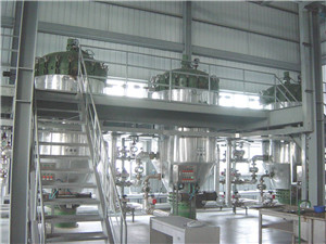 oilseed extraction equipment & processes glossary - french oil mill