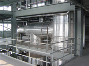 edible & vegetable oil processing machinery