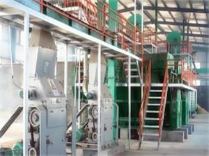 soybean oil processing - oil mill plant