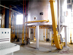 vegetable oil extraction systems - oil expeller presses - alvan blanch