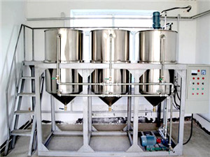 professional oil pretreatment for edible - oil mill plant