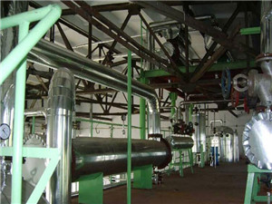 edible oil solvent extraction plant