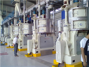 soya bean oil processing equipment - oil mill machinery