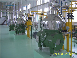pilot plant service for refining of oils and fats - palmoilis - mpob